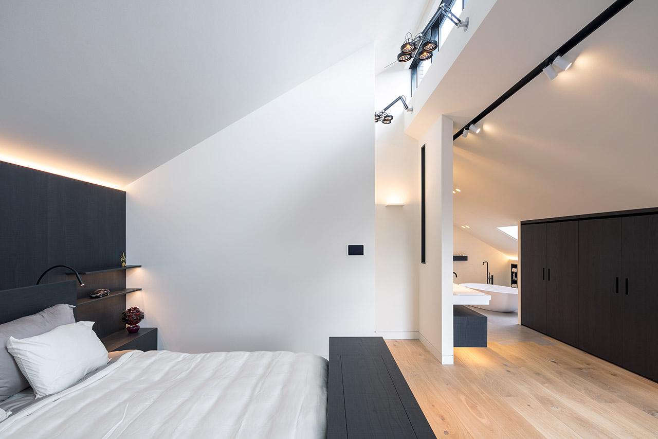Beste Slaapkamer met badkamer – klaas ontwerpen JI-26