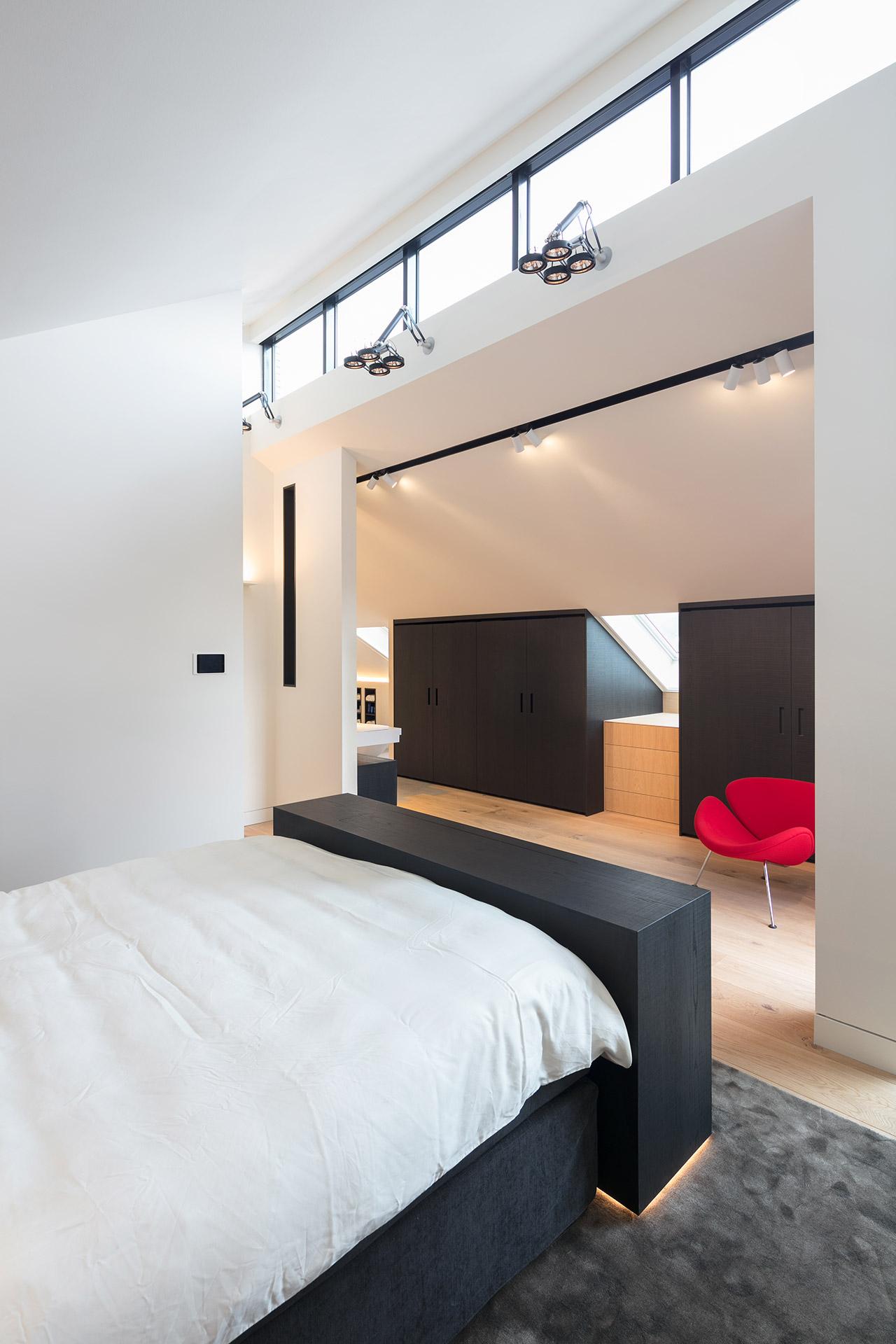 Wonderbaar Slaapkamer met badkamer – klaas ontwerpen EE-24
