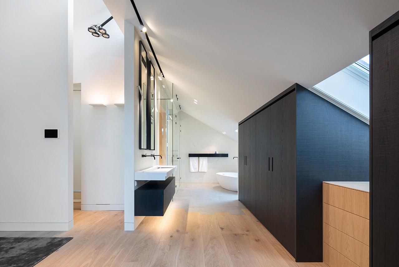 Slaapkamer met badkamer klaas ontwerpen for Slaapkamer ontwerpen